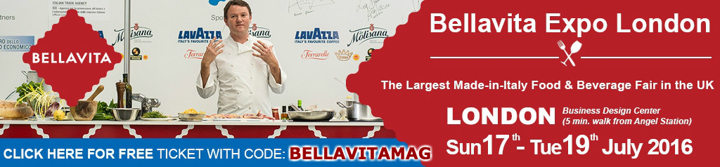 bellavita, expo, london, 2016, free, ticket